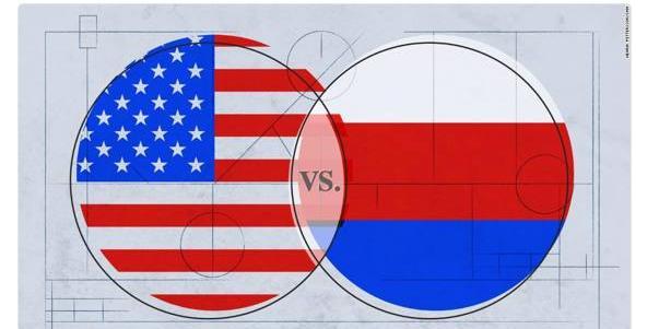 CNN перепутал цвета российского триколора в статье о жизни в США и РФ