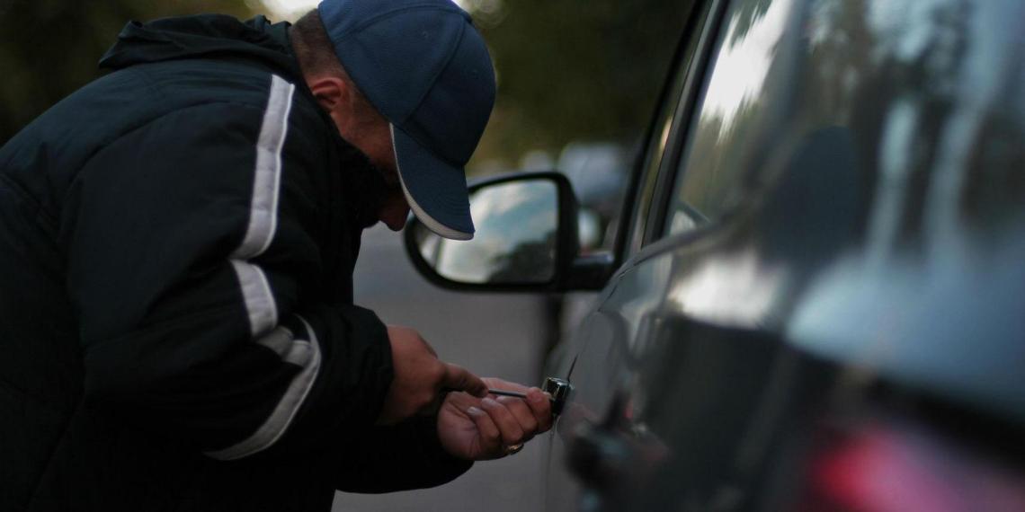 Страховщики назвали самые угоняемые машины в России