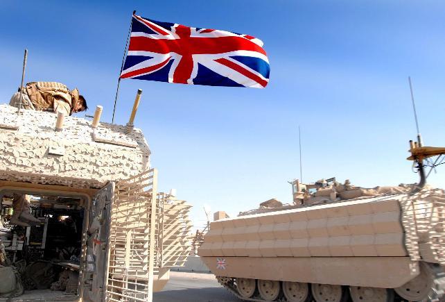 Военные преступления британской армии будут расследованы Гаагским трибуналом