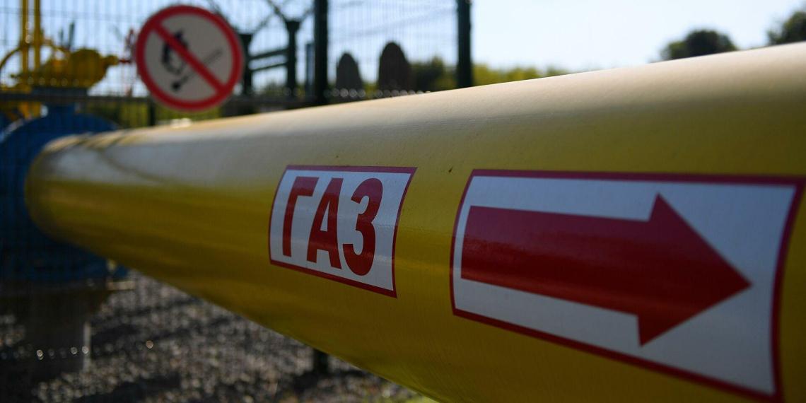 Стоимость газа в Европе достигла почти $1200 за тыс. куб. м