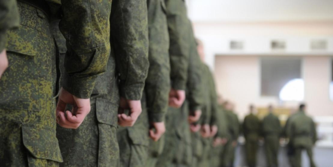 Контрактник из Ленобласти ушел из части ради бегства на Украину