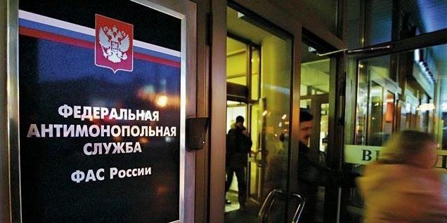 Федеральная антимонопольная служба оштрафовала Google на 1 млн рублей