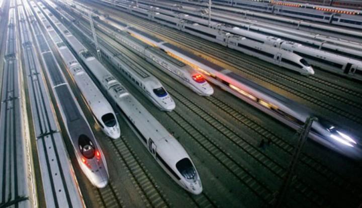 Китай построит высокоскоростную железную дорогу из Пекина в Москву