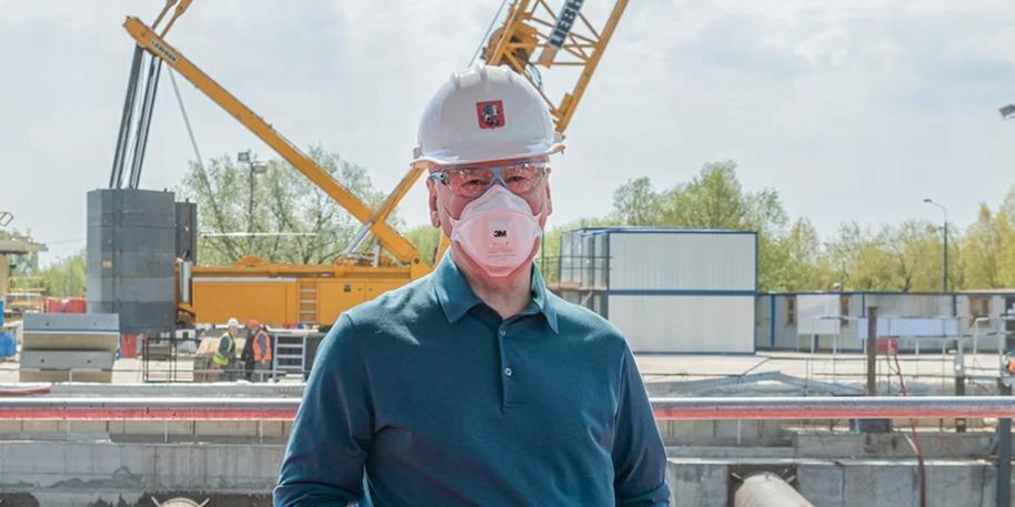 Указ мэра позволил возобновить работу более чем 370 промышленных предприятий Москвы