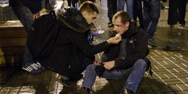 Украинских футбольных фанатов отказались пускать во Францию на матч Лиги Европы