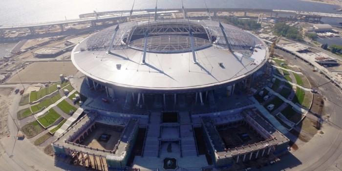 """Подрядчик """"Зенит-Арены"""" намерен достроить стадион силами простых жителей города"""
