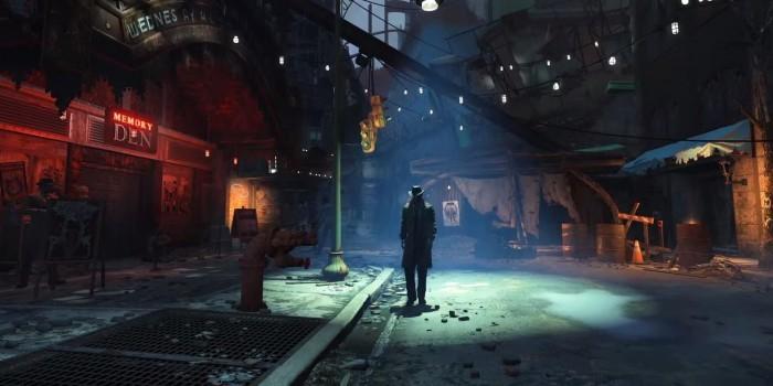 20 красивых обоев по Fallout 4