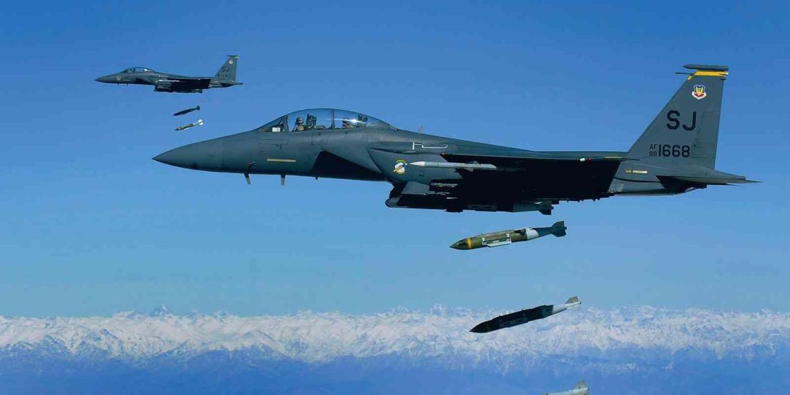 Западная коалиция признала гибель свыше 800 мирных жителей от ее авиаударов