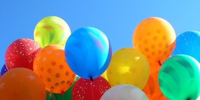 В Петербурге разыскивают злоумышленника, укравшего три тысячи воздушных шаров