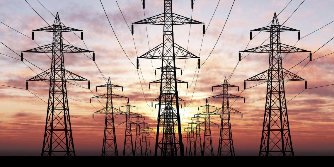 Экспорт российской электроэнергии рухнул