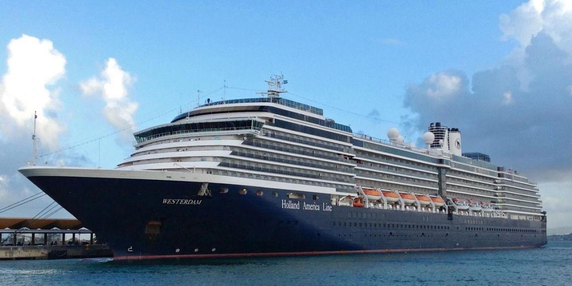 Четыре страны побоялись пускать в свои порты круизный лайнер со здоровыми пассажирами и экипажем