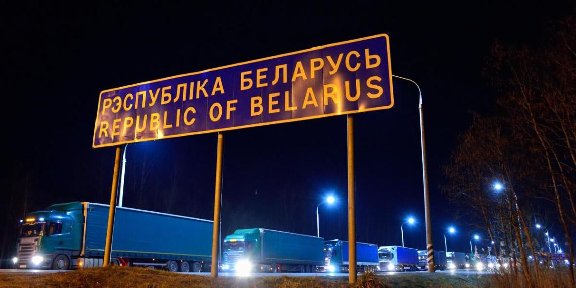 Белоруссия решила перебросить сотни пограничников на границу с Россией