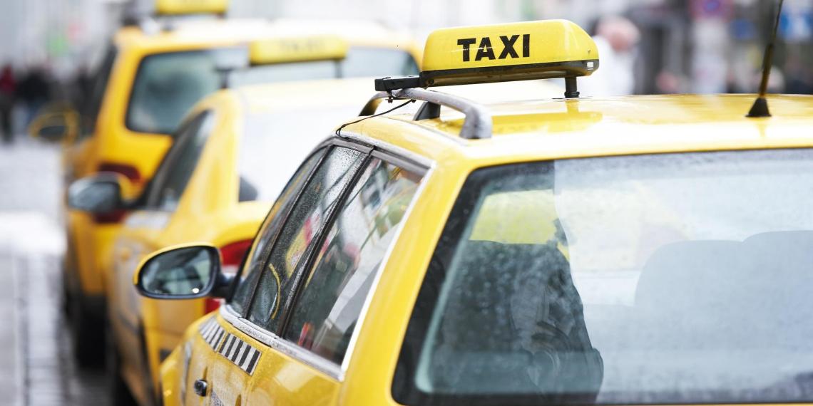 Неопытным таксистам могут запретить доступ к агрегаторам