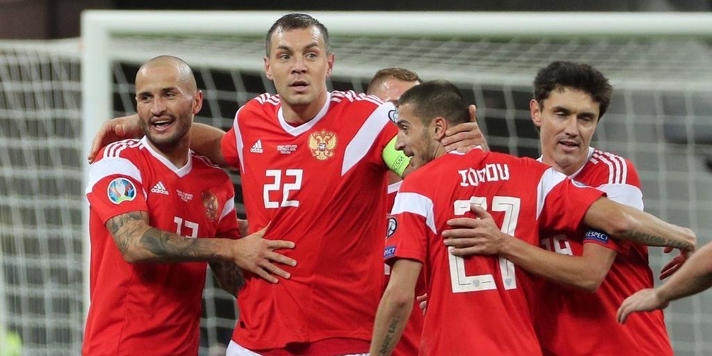 Черчесов представил расширенный состав сборной для подготовки к Евро-2020