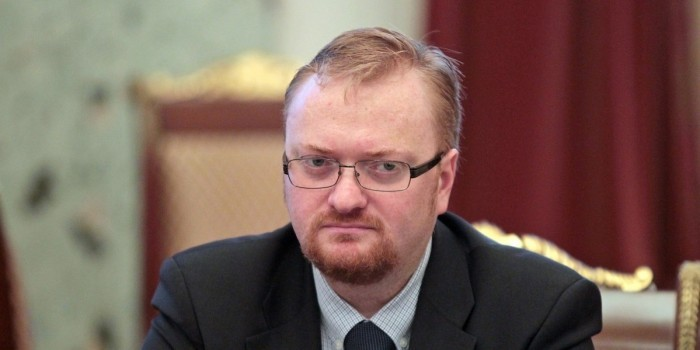 СМИ: Милонова больше не покажут на федеральных каналах