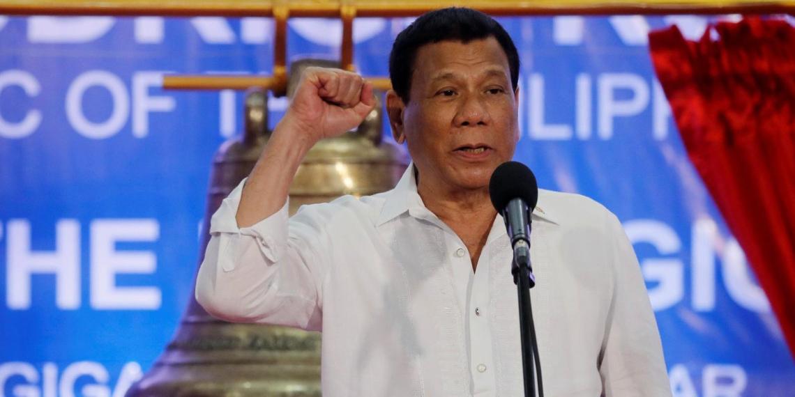 Президент Филиппин пригрозил антипрививочникам тюрьмой за отказ от вакцинации