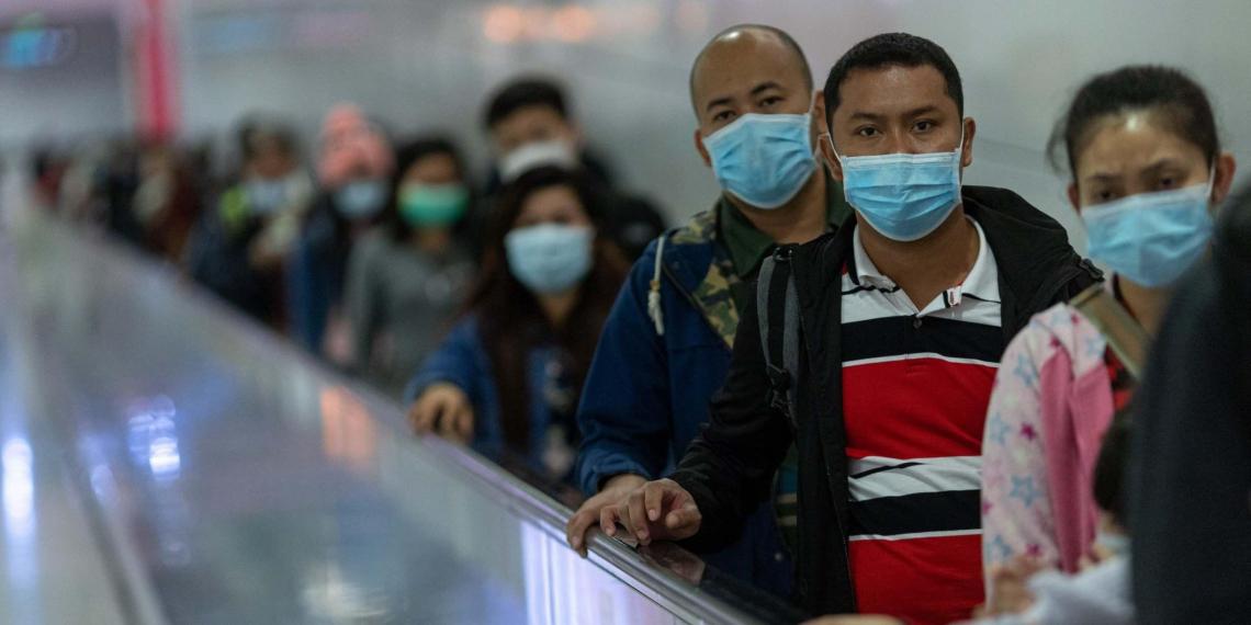 Мужчина в Германии заразился на работе коронавирусом от китаянки