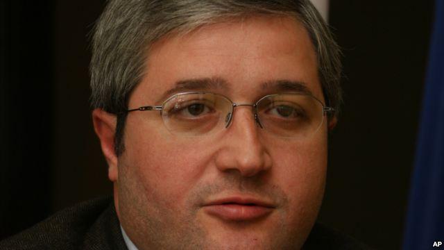Таргамадзе встречался с российскими оппозиционерами по просьбе Саакашвили