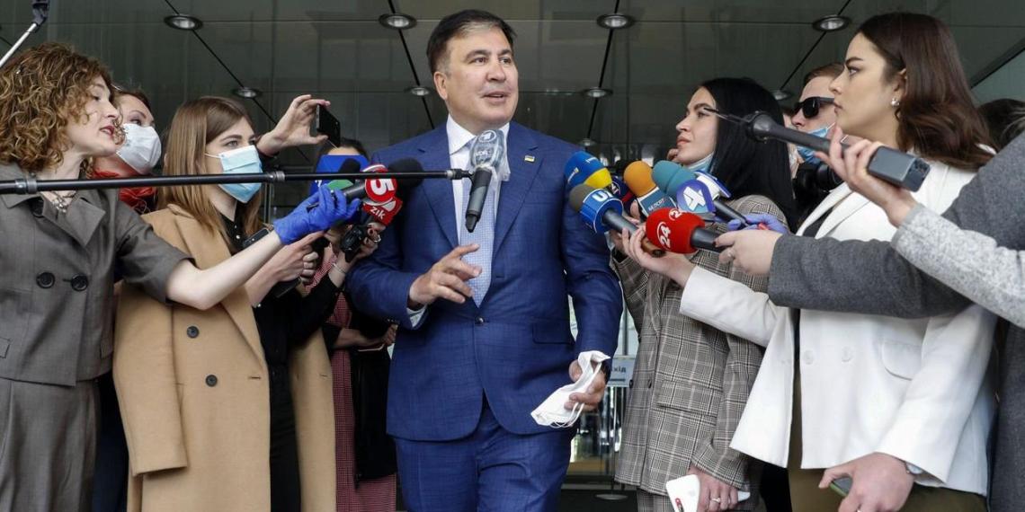 Стала известна новая должность Саакашвили при президенте Украины
