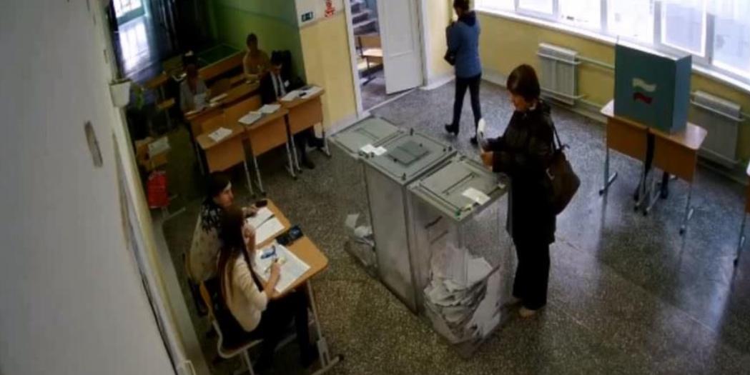 Число видеокамер на избирательных участках увеличат к думским выборам