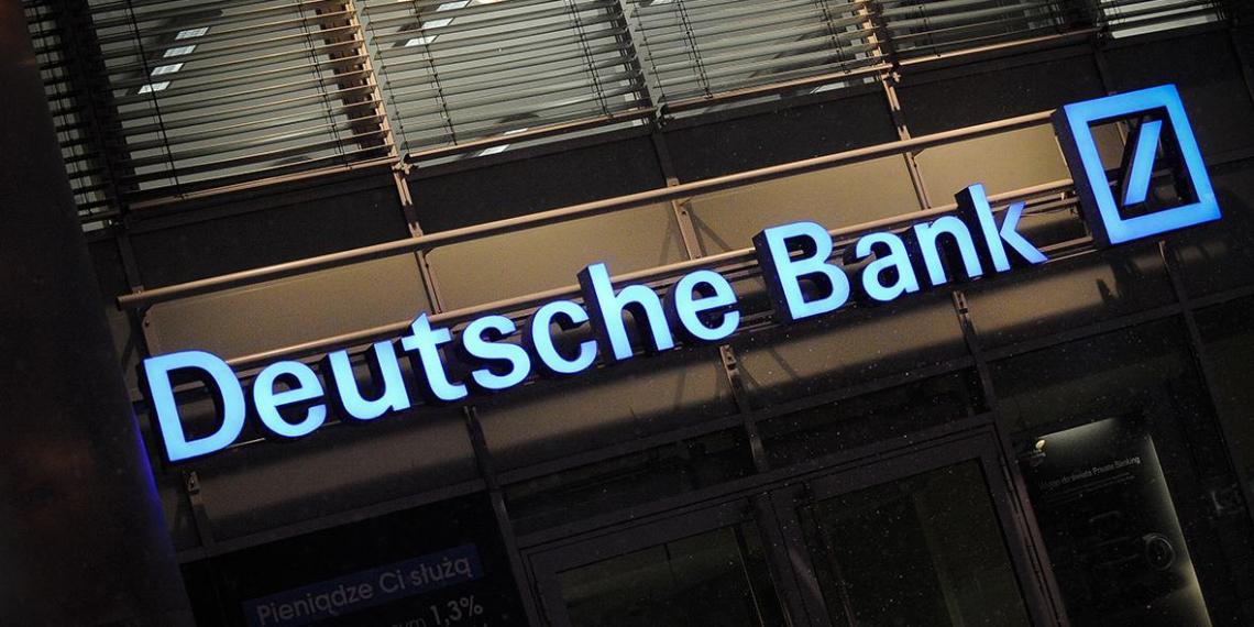 """Deutsche Bank спрогнозировал наступление """"эпохи беспорядка"""""""