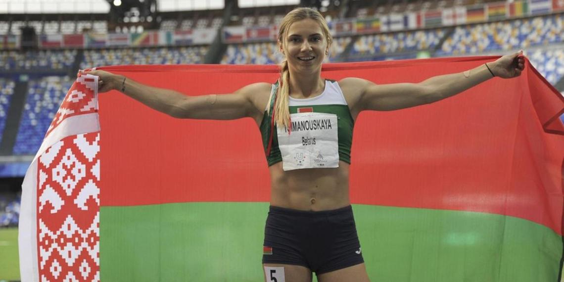 Муж спортсменки Тимановской уехал из Белоруссии