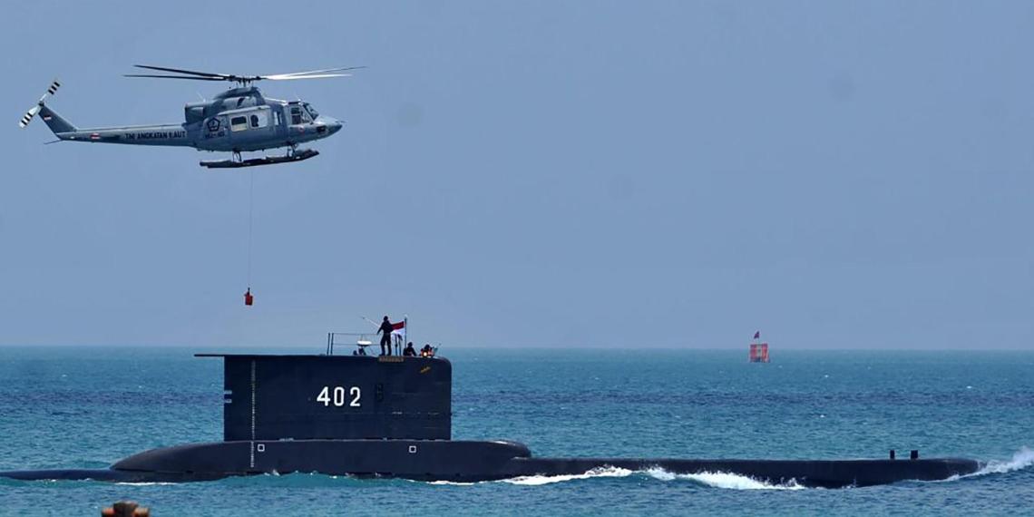 Нашлась пропавшая подлодка ВМС Индонезии