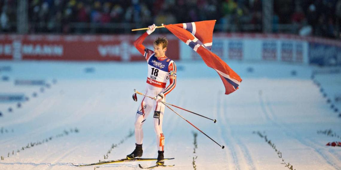 Олимпийский чемпион Петтер Нортуг попал в тюрьму за хранение наркотиков