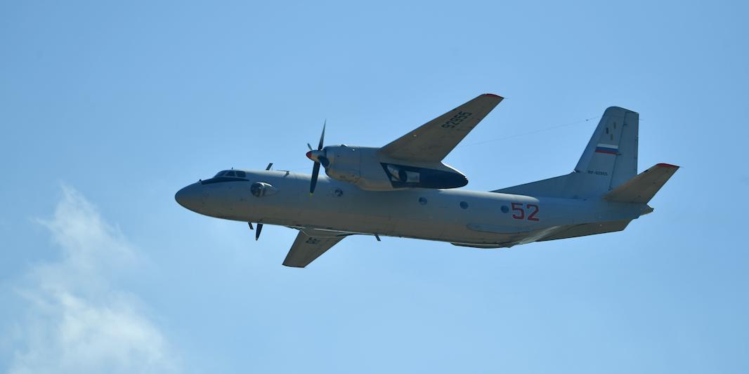 При крушении российского военного Ан-26 в Сирии погибли 39 человек