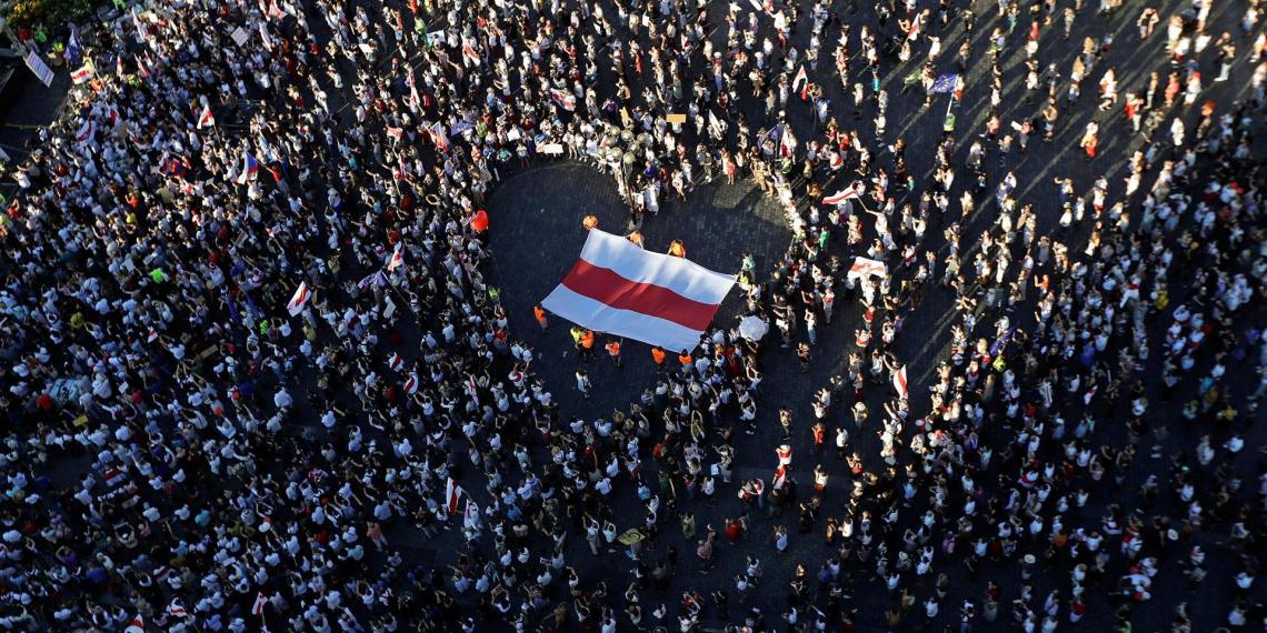 Польша, Чехия, Словакия и Венгрия предложили безвиз для белорусов