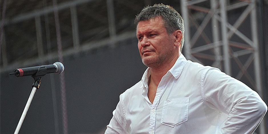 Олег Тактаров назвал Федора Емельяненко сектантом