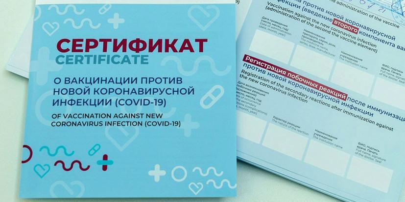 В Москве задержали приезжего за продажу поддельных сертификатов о вакцинации