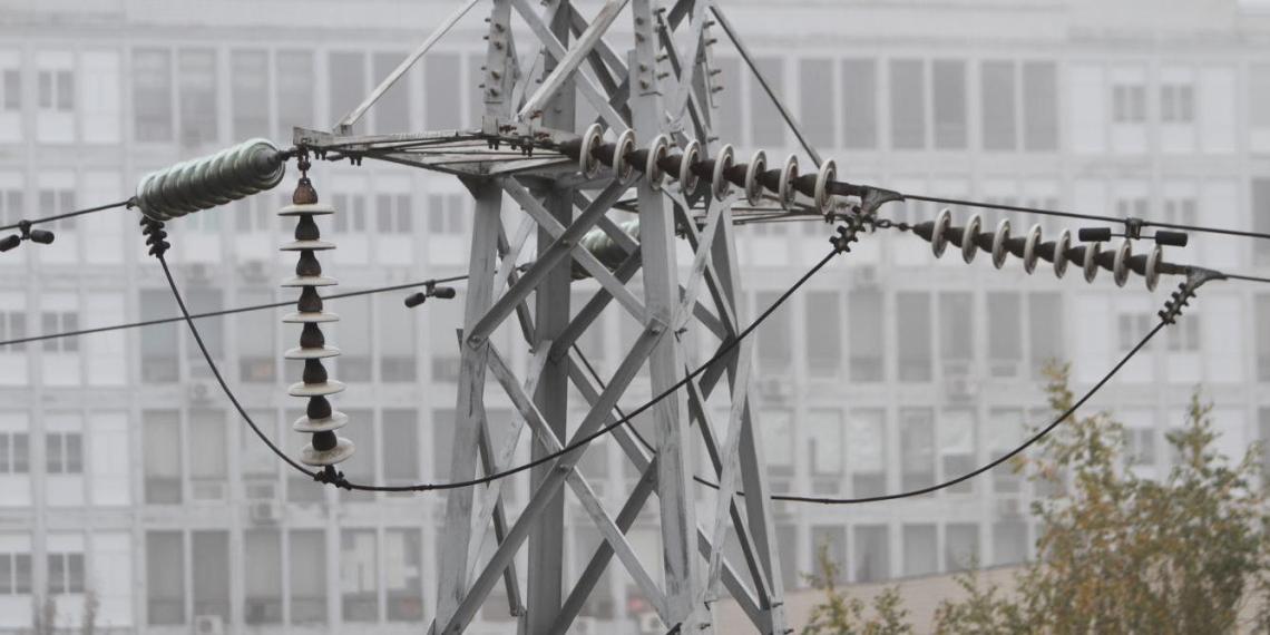 Украина собралась запретить импорт электроэнергии из России и Белоруссии