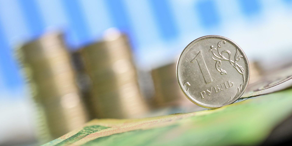 Рубль после распада СССР ослаб в 40 тысяч раз