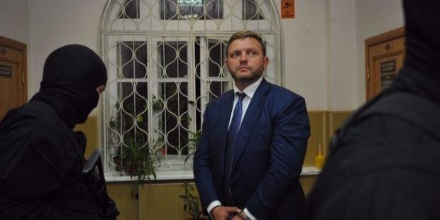 Суд арестовал Никиту Белых на два месяца