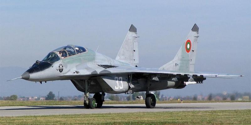 Болгария заморозила сделку с Россией по ремонту истребителей из-за жалобы Украины
