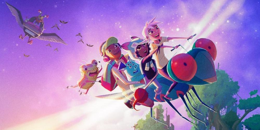 Детские мультсериалы Netflix признаны в России 18+ из-за ЛГБТ-контента