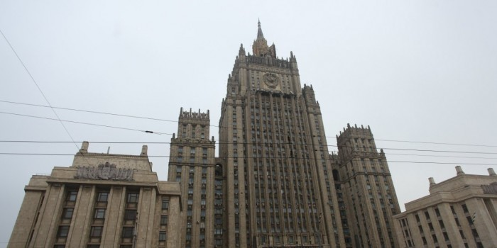В МИД назвали условия нормализации отношений России и НАТО