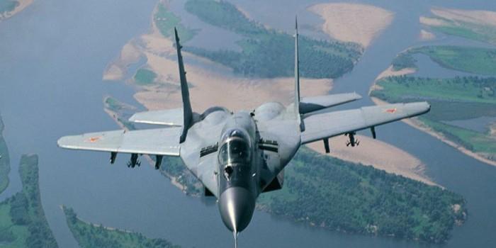 ВВС России потеряли четвертый за месяц истребитель