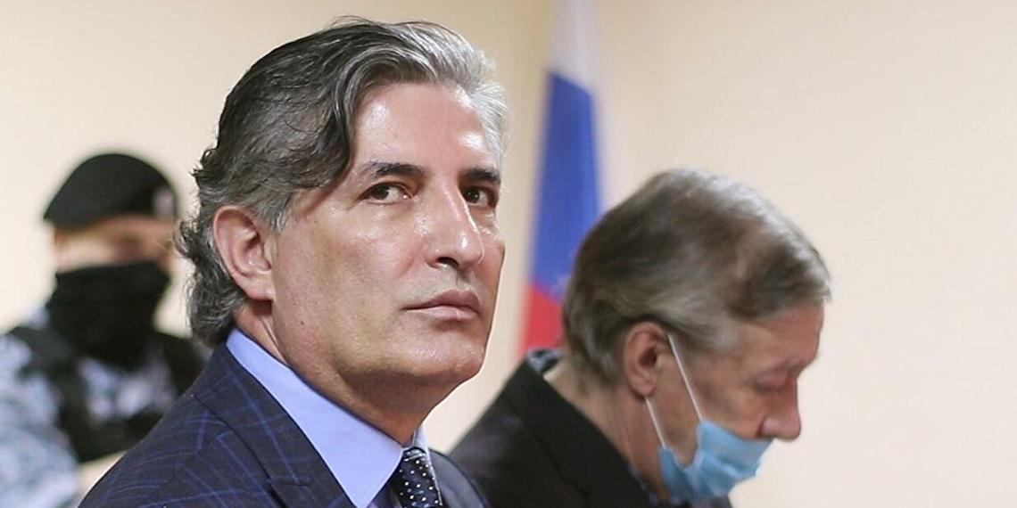 Адвокат Ефремова может оказаться в том же СИЗО