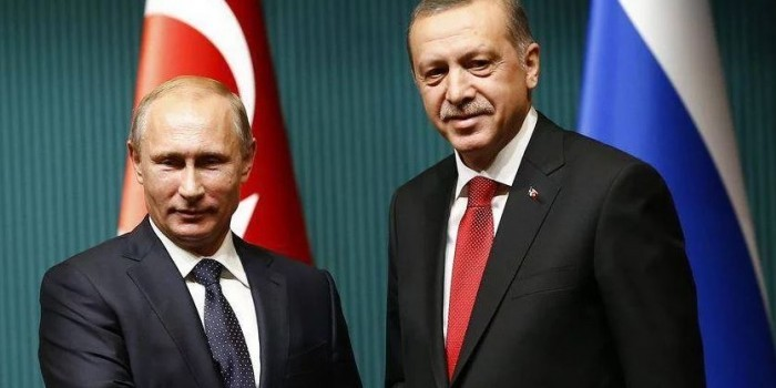 Путин объявил 2019 год перекрестным годом культуры России и Турции