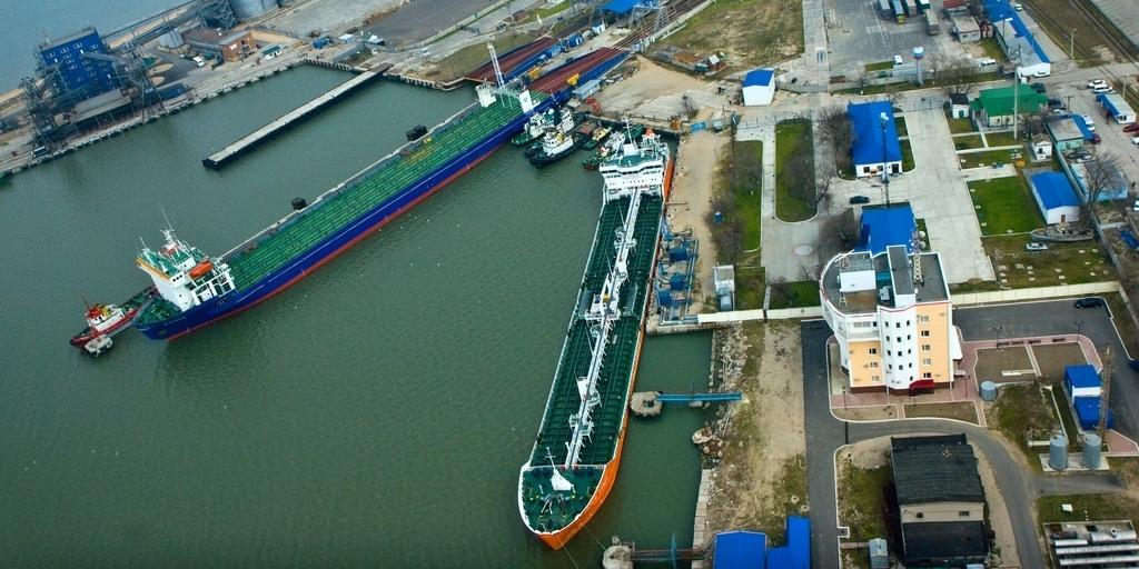 Украина арестовала 50 кораблей, заходивших в крымские порты