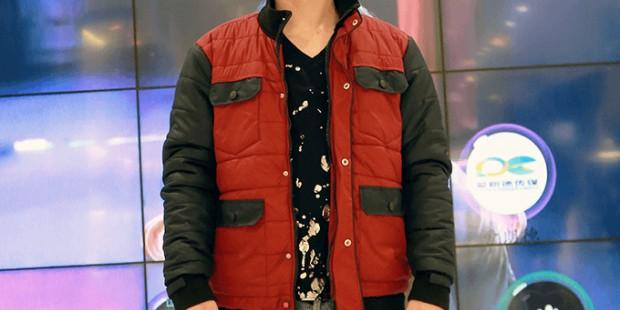 """Создана моментально высыхающая куртка из фильма """"Назад в будущее"""""""