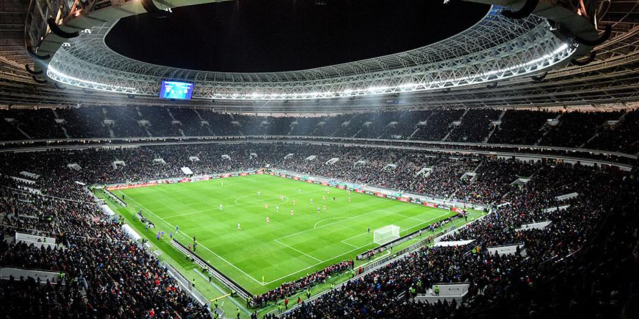 """Стадион """"Лужники"""" признали лучшим в мире"""