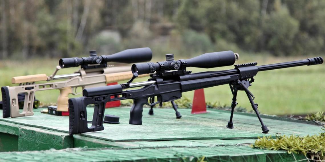 Американские эксперты испугались превосходства российской снайперской винтовки T-5000