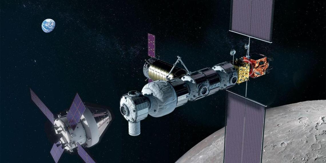 США снова позвали Россию на Луну