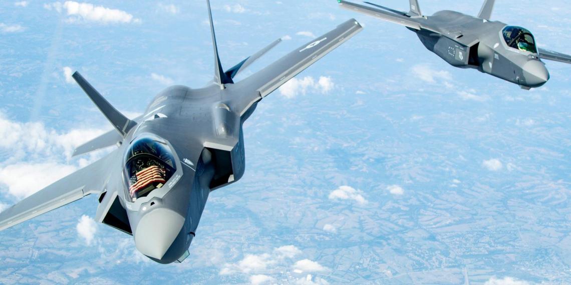 """National Interest: российские РЛС """"Подсолнух"""" могут засекать малозаметные F-35"""