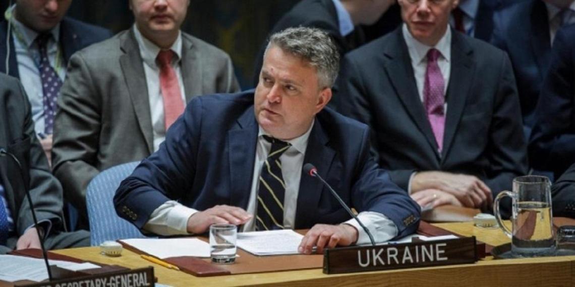 Посол Украины в ООН обвинил Россию в попытке развалить ЕС с помощью COVID-19