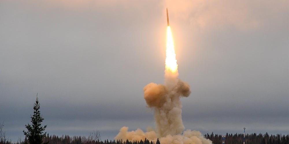 Россия успешно запустила новейшую межконтинентальную ракету