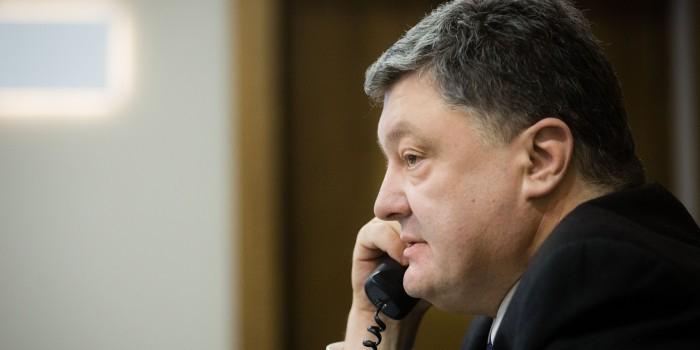 Пранкеры опубликовали новый розыгрыш Петра Порошенко